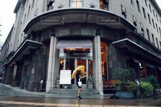 雨とおでかけの写真・画像素材[783856]