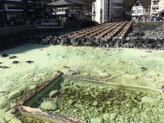 草津の湯の写真・画像素材[994690]