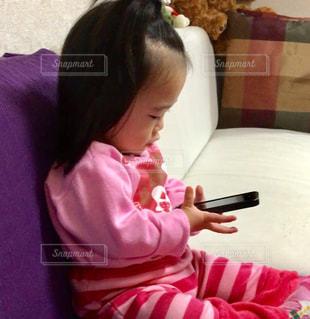 スマホ,iphone,電話,3歳,TEL