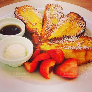 ニューヨークの朝食の女王🥞の写真・画像素材[743005]