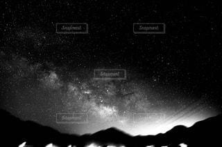 空の星の写真・画像素材[854577]