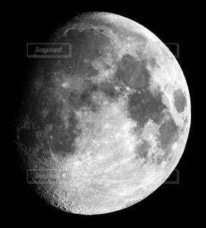近くに月のアップ - No.854578
