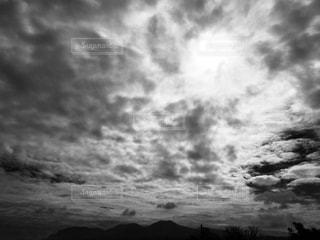空の雲の写真・画像素材[853339]