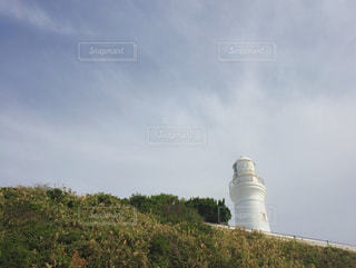 風景,空,秋,緑,雲,灯台,銚子,犬吠埼,秋の空,陽ざし
