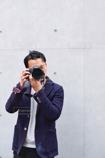カメラマンのお兄さんの写真・画像素材[1847400]