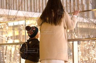女性,子ども,2人,大阪,グランフロント,アンバサダー