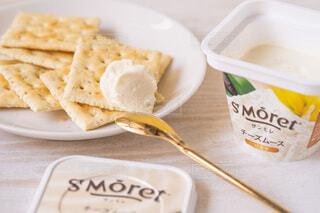 サンモレ チーズムースの写真・画像素材[3987172]