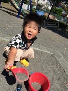 子どもの写真・画像素材[22654]