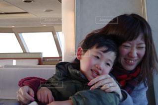 屋外,スマイル,観光,笑顔,松島海岸,微笑み,遊覧船