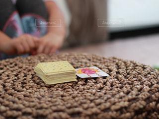カードゲームの写真・画像素材[3190358]