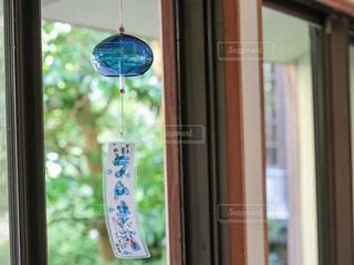 ガラスのドアの写真・画像素材[3400914]