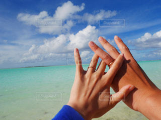 海,青空,未来,ニューカレドニア,夢,ポジティブ,可能性