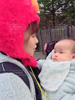 母と娘。の写真・画像素材[749834]