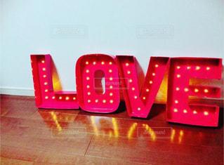 LOVE♡の写真・画像素材[802101]