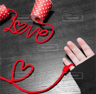DIY,ハンドメイド,工作,ウエディング,手作り,親友のために,赤い糸電話