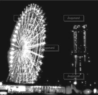 夜の写真・画像素材[831025]