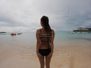 海,夏,オシャレ,旅行,三つ編み,グアム,gopro,GUAM,ヘア,ブレイズ