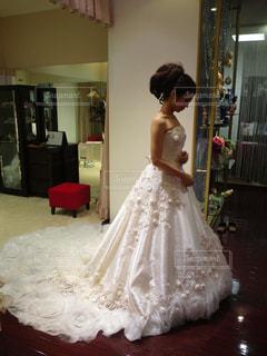 ウェディング ドレスの人 - No.783483