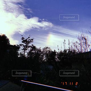 夕暮れの空♡の写真・画像素材[1239815]