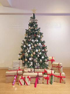 クリスマスプレゼントの写真・画像素材[3990005]