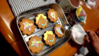 手作りクッキーの写真・画像素材[851776]
