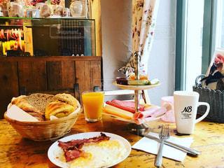 ルクセンブルクの朝食 - No.879332