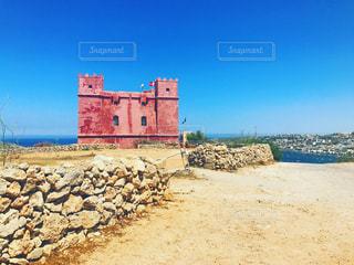マルタ共和国、聖アガタタワーの写真・画像素材[883775]