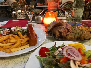 ドイツ、ベルリンの郷土料理 - No.886033