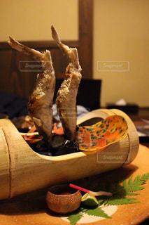 阿蘇。黒川温泉の写真・画像素材[753023]