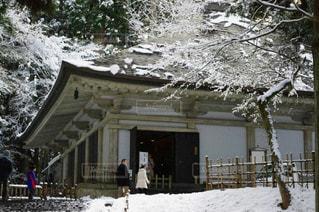 中尊寺金色堂の写真・画像素材[787013]