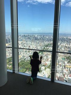 窓からの眺めの写真・画像素材[787489]