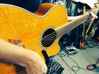 ギターの写真・画像素材[803168]