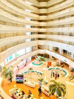 沖縄で泊まったホテルの写真・画像素材[897364]