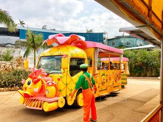 沖縄,旅行,バス,パイナップル,名護,ナゴパイナップルパーク
