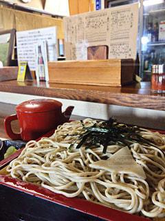 北海道標茶町「丈の家」さんのお蕎麦の写真・画像素材[785369]
