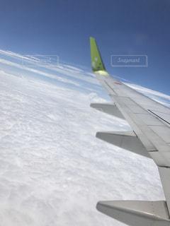 雲の上の写真・画像素材[783078]