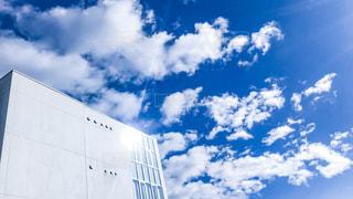 職場と空の写真・画像素材[1104941]
