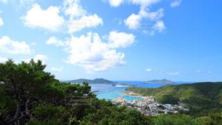 座間味島 展望台よりの写真・画像素材[1104969]
