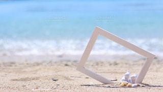 南の海でのバカンス ムーミン一家の写真・画像素材[1104988]