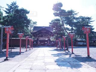 神社の写真・画像素材[990970]