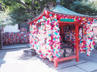 京都の神社巡りの写真・画像素材[992778]