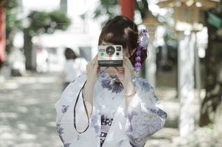 カメラ散歩の写真・画像素材[1021375]