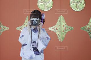 カメラ散歩の写真・画像素材[1023586]
