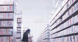 読書の秋の写真・画像素材[1608650]
