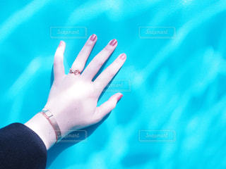 水の中の写真・画像素材[3103125]