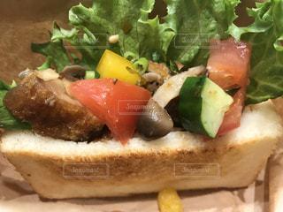 チキンサンドイッチ - No.764549