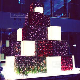クリスマスツリーの写真・画像素材[935549]