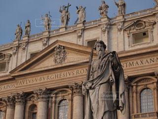 サン・ピエトロ大聖堂の彫像 - No.787331