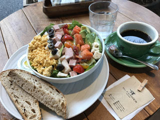 食事,朝食,サラダ,健康,自然食