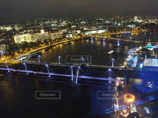 ロンドンアイからのテムズ川の写真・画像素材[1694720]